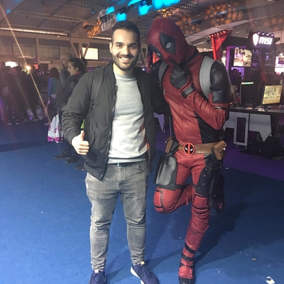 Deadpool InDaHouse